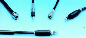 YAMAHA SR 500 3EB,48T 78007512 Trommel Câble de compteur